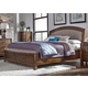 Liberty Furniture Avalon Queen Storage Bed in Pebble Brown CLEARANCE EST SHIP TIME IS 4 WEEKS CODE:UNIV20 for 20% Off