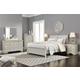 Emma Mason Signature Jarred 5-Piece Sleigh Bedroom Set in Gray