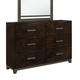 Acme Furniture Charleen Dresser in Walnut 26685