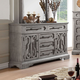 Acme Furniture Artesia Dresser in Salvaged Natural 27105