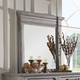 Acme Furniture Artesia Mirror in Salvaged Natural 27104