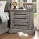 Acme Furniture Artesia Nightstand in Salvaged Natural 27103