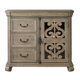 Magnussen Furniture Tinley Park Media Chest in Dove Tail Grey B4646-36