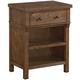 Acme Furniture Inverness Nightstand in Reclaimed Oak 36093