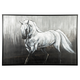 Victor Wall Art in White/Black A8000210