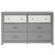 Arcella Dresser in Gray B176-21