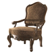 North Shore Dark Showood Accent Chair
