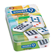 Set of Double 9 Dominoes, One Size