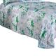 Belle Fleur Bedspread Bedding, Multicolor