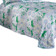 Belle Fleur Bedspread Bedding, One Size