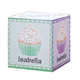 Personalized Cupcake Self-Stick Note Cube, One Size