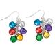 Jingle Bell Earrings, One Size