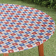 Patriotic Vinyl Tablecover