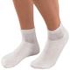 Comfy Feet™ Quarter Cut Socks, 3 Pair, One Size