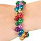 Jingle Bell Stretch Bracelet, One Size