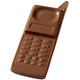 Milk Chocolate Cell Phone, One Size