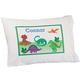 Personalized Dinosaur Pillowcase, One Size