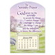 Mini Serenity Prayer Magnet Calendar, One Size