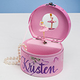 Personalized Ballet Music Box