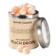 Hammond's Old Fashioned Peach Drops - 10 oz.