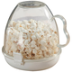 Microwave Popcorn Maker, One Size, Clear
