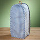 Gingham Appliance Cover Blender, One Size