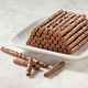 Belgian Crisp Milk Chocolate Sticks