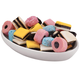 Licorice Allsorts, One Size