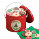 Merry Christmas Cookie Tin, One Size
