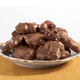 Sugar Free Milk Chocolate Raisin Clusters 12 oz, One Size