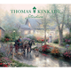 Thomas Kinkade Wall Calendar, One Size