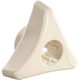 Lamp Switch Knobs - Set of 2, One Size, White