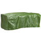 Barbecue Grill Cover, One Size, Green