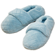 Chenille Stretch Slippers, One Size