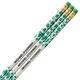 Personalized Shamrock Pencils, Set of 12, One Size