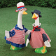 Sammy and Betsy Goose Outfits