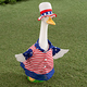 Patriotic Goose Outfit Sammy