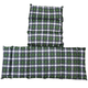 Flannel Pressure Reducing Chair Cushion, One Size