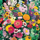 Instant Roll Out Flower Garden, One Size