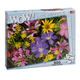 Jumbo Wildflowers Puzzle - 600 Pieces, One Size