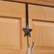 Over-the-Door Barn Star Single Hook, One Size