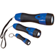 LED Flashlights, Set of 3, One Size