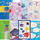 Graduation Card Assortment, Set of 24, One Size