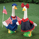 Patriotic Goose Outfits