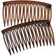 Grip-Tuth Combs, Set of 2, One Size