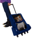 Ultimate Pet Stroller and Backpack, One Size
