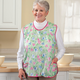 Cotton Cobbler Smock Aprons, One Size