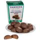 Sanders Milk Chocolate Mini Caramel Eggs , 6 oz., One Size