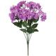 All-Weather Purple Hydrangea Bush by OakRidge™ Outdoor, One Size