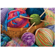 Yarn Bundles Puzzle, 1000 Pieces, One Size